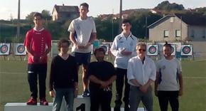 podio-cadete-galego