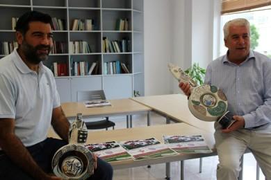 250816 Presentación trofeo de fútbol Vila de Foz
