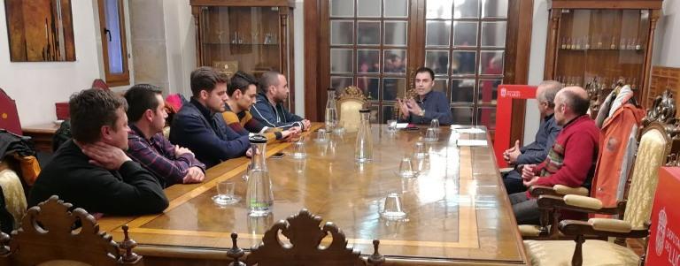 Reunión Piragüismo