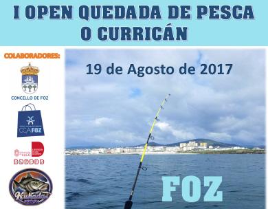 Concurso de pesca Curricán Foz