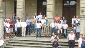 180817 Foto concentración Ribadeo 2