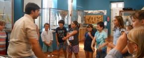 Obradoiro Letra creativa (literatura). Museo Provincial do Mar (1)