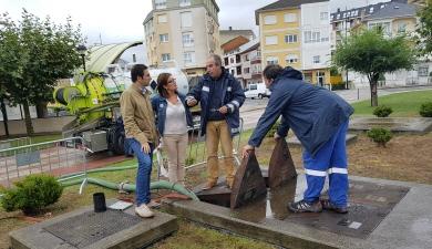 200917 mantemento depuradora San Ciprián