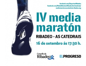 Media Maratón Ribadeo As Catedrais