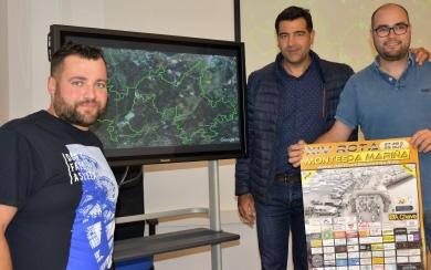 211017 Presentación ruta 4x4 Montes da Mariña en Foz