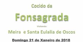 CARTEL AUGASANTAS COCIDO NA FONSAGRADA