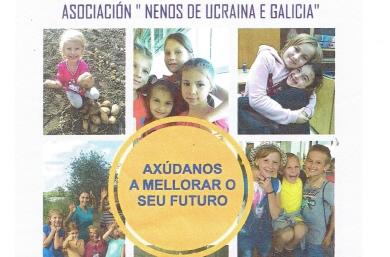 Nenos de Ucrania e Galicia