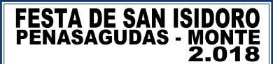 CARTEL SAN ISIDORO 2018
