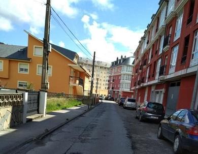 rua Pintor Fierros Ribadeo