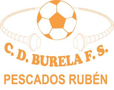 Logo Pescados Rubén Burela FS