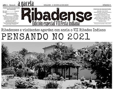 A Gaceta Ribadense 2021