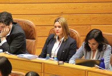 PATRICIA OTERO-SECRETARIA PROVINCIAL PSOE LUGO