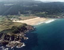 Costas gasta 1200000 € para resucitar o contorno da praia de esteiro en Xove