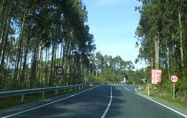 A vía Barreiros Ferrol debería estar en servizo e descoñecese cando rematará