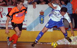 O Burela FS repite no play off de ascenso a División de Honra