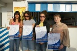 Torneo de Fútbol Praia Feminino en San Cibrao
