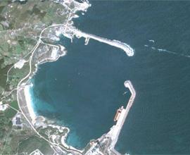 O goberno do estado non valorou rescatar a concesión do porto de Alcoa