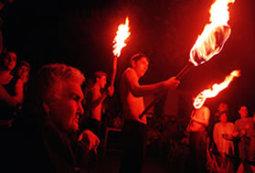 A trixésima queimada popular pecha as festas de Cervo o día 23