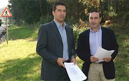 Os alcaldes de Xove e Cervo piden que a Xunta retome o polígono supramunicipal