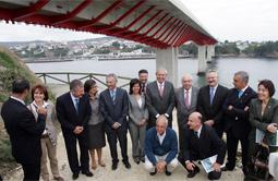 O alcalde de Burela reunirase con responsables da Cruz Vermella