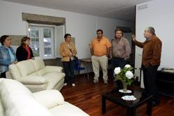 En novembro abrirá o centro social para maiores en Cervo