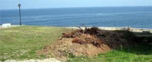 En Burela atopa o PP vertedoiros provocados polo concello
