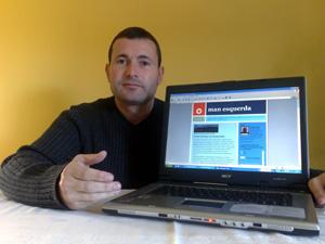 O voceiro do BNG en Alfoz iniciou o blog