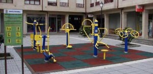 O concello de Burela habilitou duas zoas de ximnasia para maiores