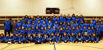 As escolas deportivas municipais de Cervo contan con uns 150 alumnos