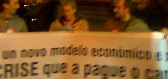 """Un río de xente pediu en Viveiro que """"a crise que a pague o capital"""
