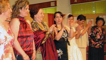 Xuntanza de responsables do BNG con delegados da CIG en Alcoa