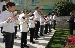 Concerto de Ano Novo en Burela