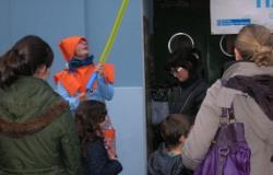 O Comercio de Ribadeo organizou talleres para os nenos no Nadal