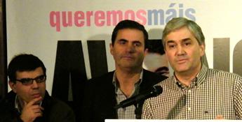 A mellor garantía para a defensa dos intereses de A Mariña é o BNG, asegurou Fernando Blanco en Foz
