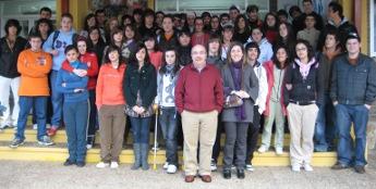 Voluntarios de A Mariña participan nas III Xornadas de Voluntariado Ambiental de ADEGA