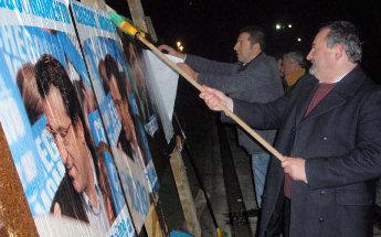 Os candidatos do PP animan á participación nas eleccións