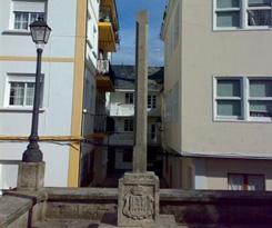 O PP de Viveiro denuncia  no Senado o estado conxunto histórico-artístico de Santa María del Campo