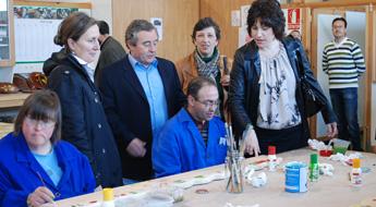 A Deputación de Lugo aporta 18 mil euros a Aspanane Viveiro para melloras do centro