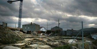 Mariña Patrimonio denuncia novas destrucións no Castro da Atalaia