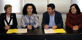 A delegación de Medio Ambiente de Burela repite a campaña