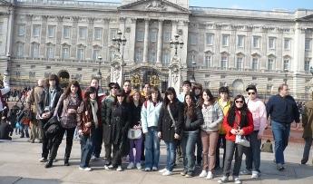 Alumnos do IES Perdouro visitaron Londres