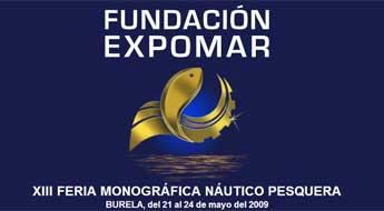 O alcalde de Burela leva a Lugo a XIII Feira Monográfica Náutico Pesqueira Expomar