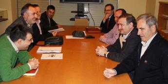 O alcalde de Burela destaca que Expomar se celebra nun recinto estable