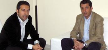 O alcalde de Cervo reuniuse co xerente de Sargadelos para interesarse polo ERE