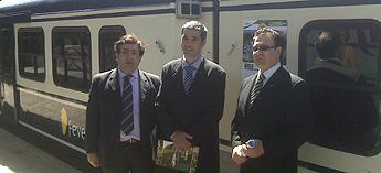 O alcalde presentou en Xixón o paquete turístico