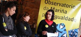 O observatorio da Mariña pola Igualdade presenta a campaña