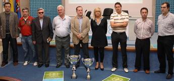 Presentan a Copa Deputación de Fútbol que se celebra esta fin de semana