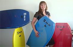 Xoves, último día para inscribirse no curso de surf en Burela