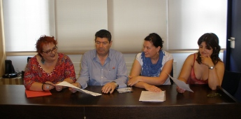 A mesa sectorial do Plan Estratéxico debate as posibilidades medio ambientais da provincia