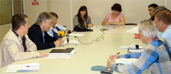 O BNG interesase no Parlamento polo desemprego e a precarización do traballo nas auxiliares de Alcoa
